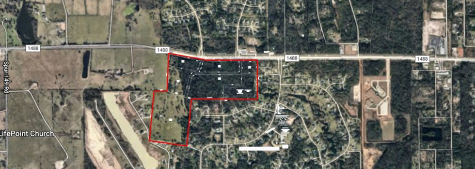 73 ACRES LAND IN MAGNOLIA